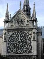 Rozete na katedrali